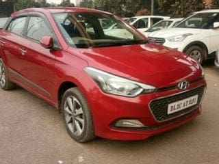 2014 Hyundai Elite i20 Sportz Option 1.2