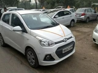2016 Hyundai Grand i10 Magna AT