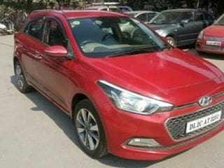 2014 Hyundai Elite i20 2014-2015 Sportz Option 1.2