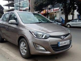 2013 Hyundai i20 Sportz AT 1.4