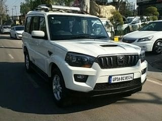 2015 Mahindra Scorpio S10 AT 4WD