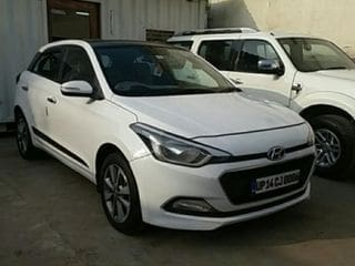 2014 Hyundai Elite i20 Sportz Option 1.4 CRDi