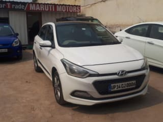 2014 Hyundai Elite i20 2014-2015 Sportz Option 1.4 CRDi