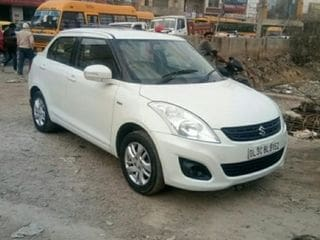 2012 Maruti Swift Dzire 1.2 ZXi BSIV