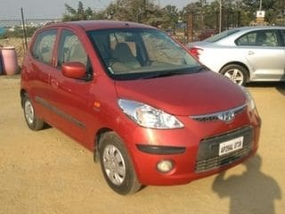 2010 Hyundai i10 Magna AT
