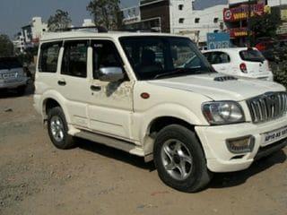 2009 Mahindra Scorpio VLX 2WD BSIII