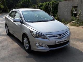 2015 Hyundai Verna VTVT 1.6 SX