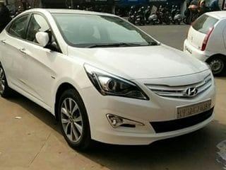 2015 Hyundai Verna 1.6 SX CRDi (O)