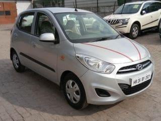 2013 Hyundai i10 Magna 1.1L