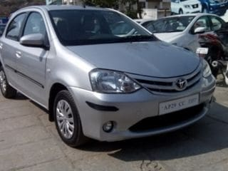 2013 Toyota Etios Liva GD Xclusive Edition