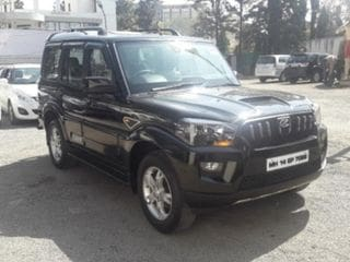 2014 Mahindra Scorpio S10 8 Seater