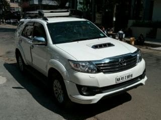 2014 Toyota Fortuner 4x2 AT TRD Sportivo