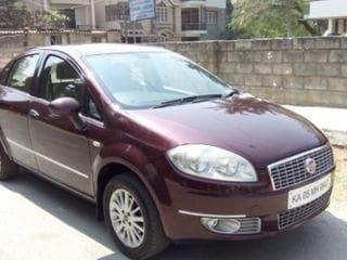 2009 Fiat Linea Emotion (Diesel)