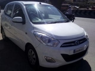 2012 Hyundai i10 Asta AT