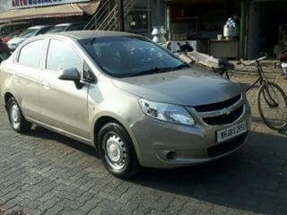 2013 Chevrolet Sail 1.3 Base