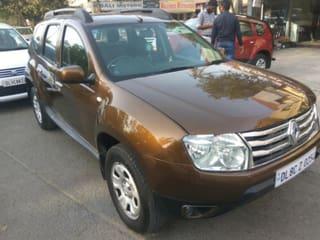 2012 Renault Duster 85PS Diesel RxL