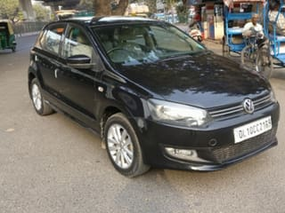 2012 Volkswagen Polo Petrol Highline 1.2L