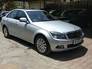 2008 Mercedes-Benz New C-Class C 200 Kompressor Elegance AT
