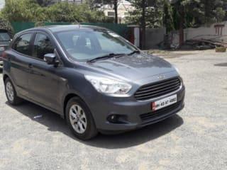 2015 Ford Figo Petrol Titanium