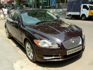 2010 Jaguar XF 2009-2013 S 2.2