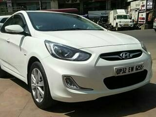 2013 Hyundai Verna VTVT 1.6 SX