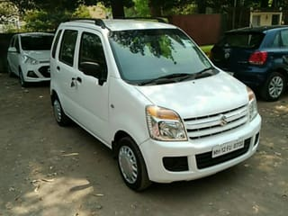 2010 Maruti Wagon R LXI Minor