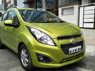 2014 Chevrolet Beat Diesel LT Option
