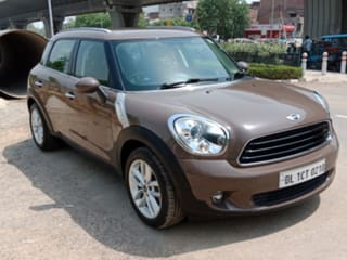 2014 Mini Cooper Countryman One