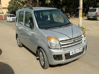 2006 Maruti Wagon R LXI Minor