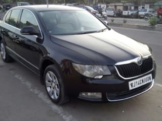 2011 Skoda Superb Elegance 2.0 TDI CR AT
