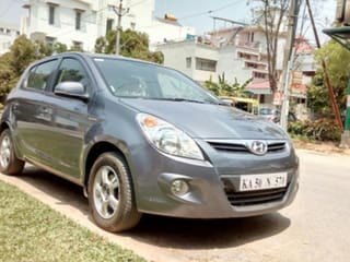2011 Hyundai i20 1.4 Asta AT with AVN