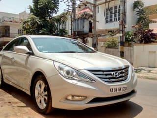 2012 Hyundai Sonata Transform 2.4 GDi AT