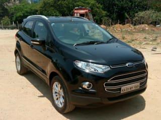 2014 Ford EcoSport 1.5 Ti VCT MT Titanium
