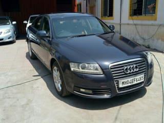 2010 Audi A6 2009-2011 3.0 TDI quattro