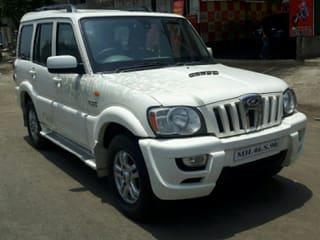 2012 Mahindra Scorpio 2006-2009 VLX 2WD 7 Str BSIII