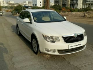2012 Skoda Superb 1.8 TSI MT