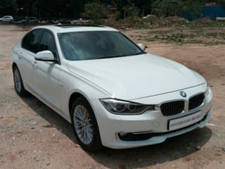 2014 BMW 3 Series 2011-2015 320d Luxury Line