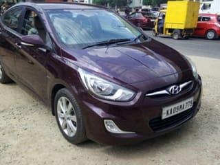 2012 Hyundai Verna 1.6 SX VTVT