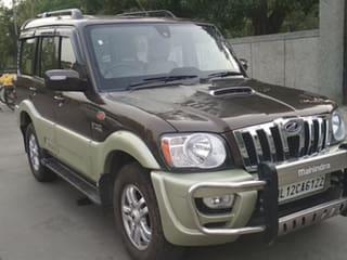 2014 Mahindra Scorpio 2009-2014 VLX 2WD 7S BSIV