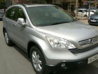 2009 Honda CR-V 2.4L 4WD MT