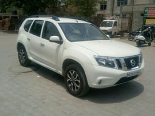 2015 Nissan Terrano XL 110 PS