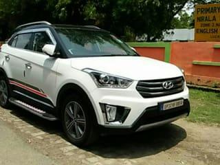 2016 Hyundai Creta 1.6 VTVT Anniversary Edition