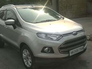 2017 Ford EcoSport 1.5 Ti VCT AT Titanium