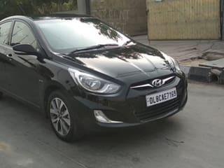 2014 Hyundai Verna 1.6 SX VTVT (O)