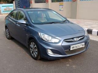 2014 Hyundai Verna VTVT 1.6 SX