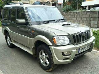 2010 Mahindra Scorpio VLX 2WD AIRBAG BSIII