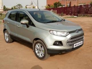 2014 Ford Ecosport 1.5 DV5 MT Trend