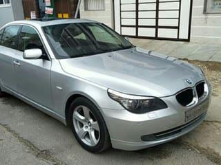 2008 BMW 5 Series 520d Sedan