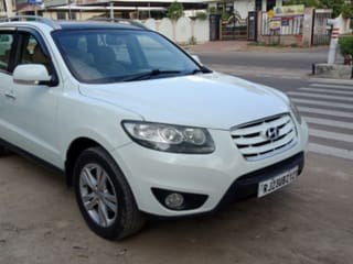 2012 Hyundai Santa Fe 4x4 AT