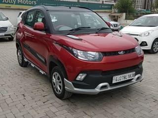 2017 Mahindra KUV 100 mFALCON D75 K4 5str
